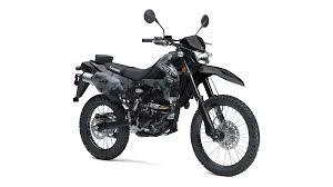 2018 klx 250 camo dual purpose motorcycle by kawasaki