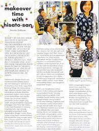 One Piece Hair Studio Japanese Salon Jakarta On Media Highlight