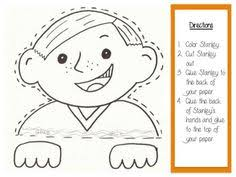 Flat Stanley Template.pdf | Flat Stanley Cut Out Flatstanley Recent ...