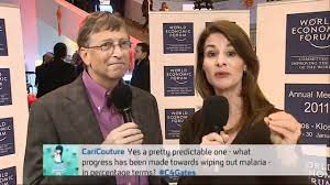 Bill and Melinda Gates interview - YouTube
