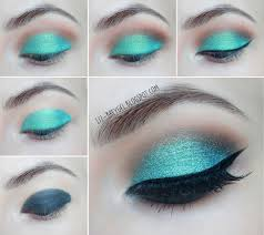 liz breygel beauty angel ger eye shadow duochrome easy night makeup step by step tutorial for