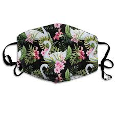Cute Mouth Mask Designs Amazon Com Outdoor Mouth Mask With Design Reusable Half