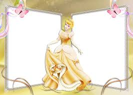 templates cliparts and more disney princesses frames disney princesses frames