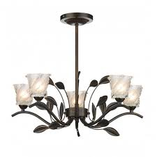 prunella bronze cottage light for low ceilings