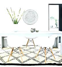 black and white moroccan rug s area trellis tile black and white moroccan rug