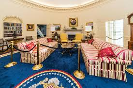 white house oval office. Download Little Rock, AR/USA - Circa February 2016: Replica Of White House\u0027s House Oval Office