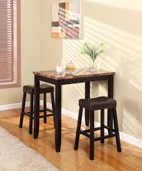 brilliant 3 piece dining room sets bistro set with rolling table 15 ashley 3 pcs dining table set designs