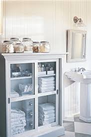 Bathroom Cabinets Ideas Storage Small Metal Basket With Handle
