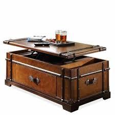 lift top trunk coffee table riverside steamer trunk lift top coffee table busse trunk coffee table