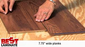 pergo red oak 8mm laminate flooirng with pad attached review you