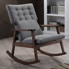 Modern Rocking Chair Stunning Modern Rocking Chair On Small Home Decoration Ideas With