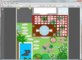 Small Picture Free Garden Design Templates for Word PowerPoint PDF