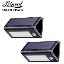What Is The Best Solar Motion Light Us 37 14 42 Off Binval Solar Lamp 50leds Foldable Motion Sensor Outdoor 3 Modes Garden Solar Led Solar Outdoor Luz Solar Panel Lamp Lights 2pack In
