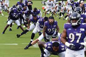 Ravens' Lamar Jackson is on 10-day ...