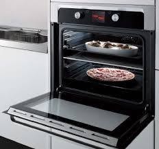 open oven in kitchen. open oven in kitchen