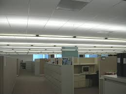 fluorescent light fixtures recessed for office large size