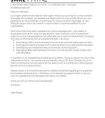 Retail Covering Letter Retail Manager Cover Letter Retail Cover