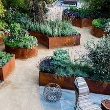 Small Picture 10 Design Ideas for a Tiny Edible Garden Gardens Planting and