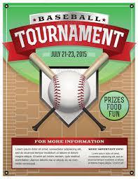 Baseball Fundraiser Flyer Template Baseball Fundraiser Flyer