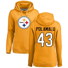 Troy Nfl Authentic Kids Shop Jersey Youth Limited Elite - Polamalu Steelers Womens Jerseys Game