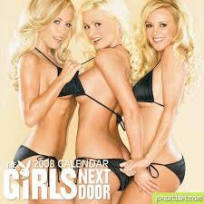 Girls next door photo shoot adult