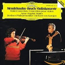 <b>Mendelssohn</b> / Bruch: Violin Concertos: Amazon.co.uk: Music