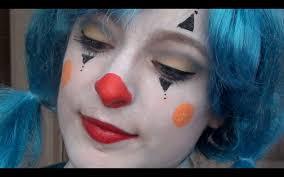 womens clown makeup cute clown makeup ittybittyannie video beautylish