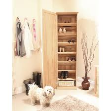 baumhaus mobel solid oak fully. Baumhaus Mobel Solid Oak Fully. Tall Shoe Cupboard Cor20e Fully D