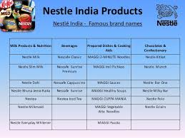Prepare A Chart For Distribution Network For Different Products 01 Nestle Sales And Distribution