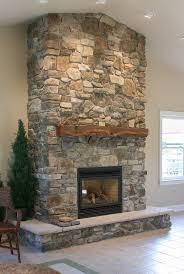 Breathtaking Modern Stone Fireplace Photo Design Ideas