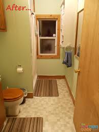 Economical Bathroom Remodel Small Bathroom Makeovers On A Budget See How I Transformed Our