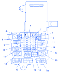 lexus is300 2001 fuse box block circuit breaker diagram  carfusebox lexus is300 2001 fuse box block circuit breaker diagram