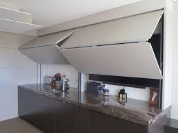 sydney residence twin folding kitchen cupboards3