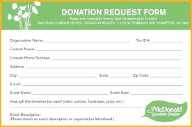 Sample Donation Form Tax Deductible Donation Form Template Best Of Charitable