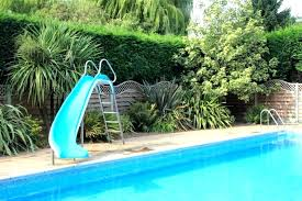 swimming pool slide water slide for pool pool slides for back to swimming pool slides swimming pool slide