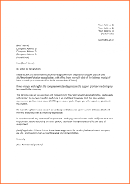 formal resignation letter examplesampleresignationletters sample formal resignation letter examplesampleresignationletters sample resignation letter for nursing assistant sample resignation letter for teachers due to
