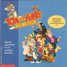 Tom and Jerry The Movie - Scholastic Book | Tom and Jerry Wiki