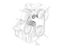2193303 caterpillar belt serpentine 2193303 caterpillar belt serpentine cat c7 water pump belt at cat c7 belt diagram