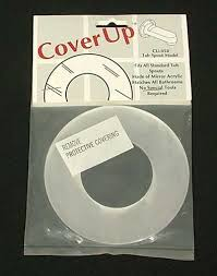 tub spout cover up