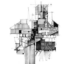 architecture sketches. kyle henderson is a london based architect and illustrator whose burgeoning interest in illustration travel have driven influenced architecture sketches k