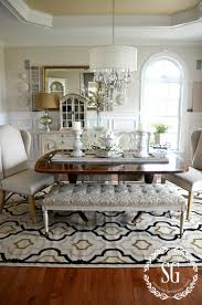 dining room rugs. Beautiful Room 5 RULES FOR CHOOSING THE PERFECT DINING ROOM RUGindooroutdoor Rug Stonegableblog For Dining Room Rugs O