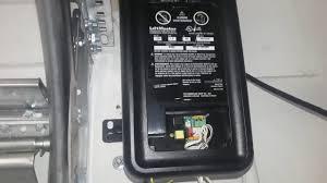 reset liftmaster garage doorprogramming 8500 liftmaster with 890 lm garage door opener  YouTube