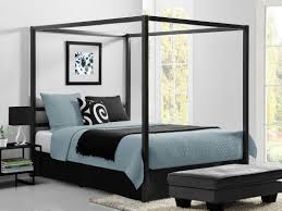 Unique canopy bed Modern Best Canopy Zipcode Design Dolson Queen Canopy Bed The Spruce The Best Beds To Buy In 2019