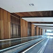 wood slats for walls image result for suspended wood slats ceiling wooden slat wall clock