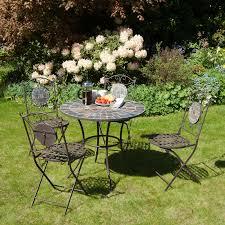 ellister nova 4 folding chair 80cm round dining set reviews