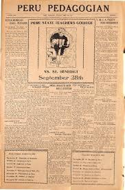 1929-1930 Peru Pedagogian Issues 1-4 by Peru State College Library - issuu
