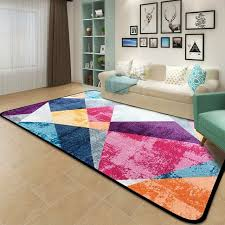 7 x 13 area rug fresh creative colorful abstract rugs and carpets for home living room wamconvention