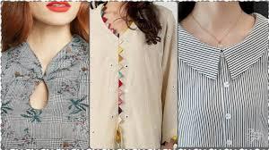 Simple Kurti Neck Designs Images Simple Neck Design For Kurtis Designer Dress Neck Design Collection 2019