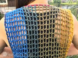 Free Crochet Vest Patterns Amazing Easy Breezy Lightweight Summer Vest Crochet Pattern