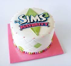 Pin By Luz M Pereles On Los Sims 3 Cake Birthday Cake Cupcake Cakes